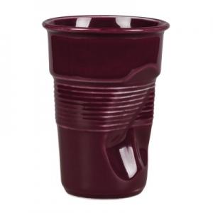 Чашка 290 мл. кофейная для латте Мятая фиолетовая Barista