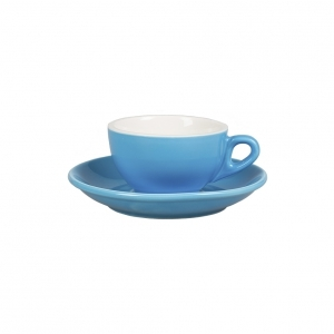 Чайная пара 180 мл синяя Barista