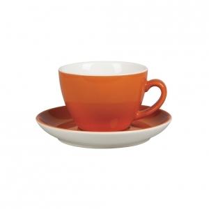 Чайная пара 300 мл оранж Barista