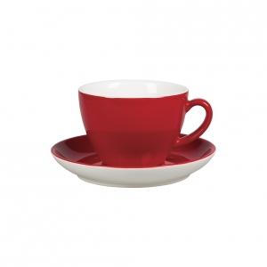 Чайная пара 300 мл красн Barista
