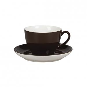 Чайная пара 300 мл корич Barista