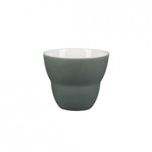 Чашка 250 мл темно-голубая Barista-Macarons