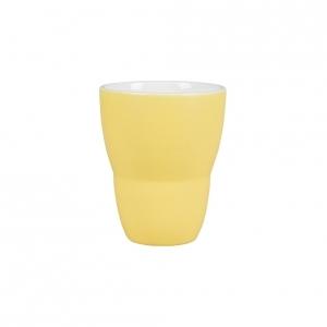 Чашка 500 мл желт Barista-Macarons