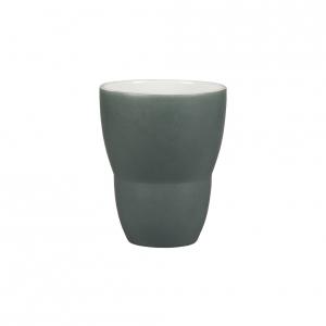 Чашка 500 мл темно-голубая Barista-Macarons