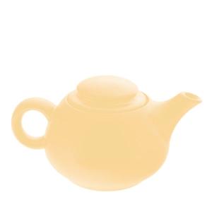 Чайник керам. 400мл малый ELGAVA Colour Бежевый