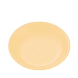 Тарелка керам. закусочная 110мм ELGAVA Colour Бежевый