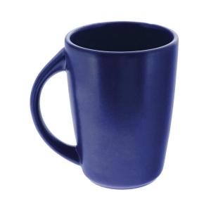 Бокал керам. 300мл с ручк. ELGAVA Colour Синий