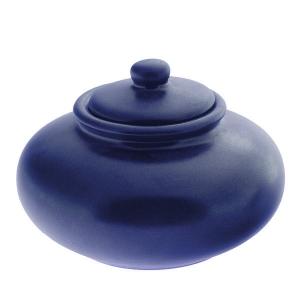 Сахарница керам 400(450) мл ELGAVA Colour Синий