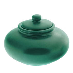 Сахарница керам 400(450) мл ELGAVA Colour Зеленый