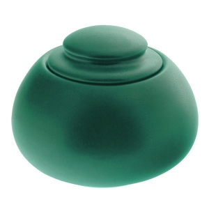 Сахарница керам. 350мл ELGAVA Colour Зеленый