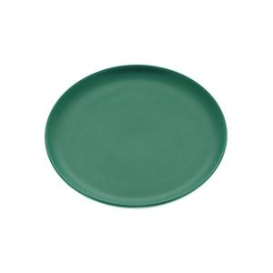 Блюдо керам. кругл. 240мм ELGAVA Colour Зеленый