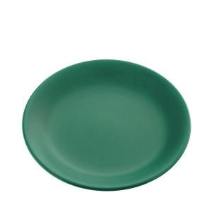 Тарелка керам. восточн. 240мм ELGAVA Colour Зеленый