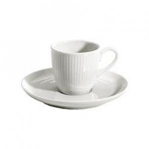 Чашка 90 мл. кофейная Плиссе