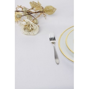Салфетка 43*43 см. белая гладь