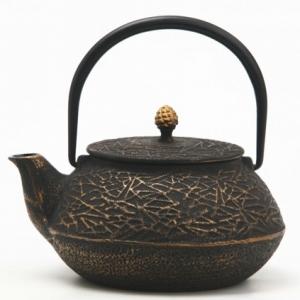 Чайник чугунный золотой 700мл