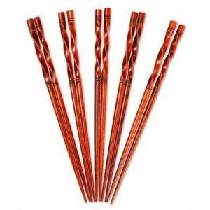 Набор палочек (5 пар) 10,5*23см Бамбук