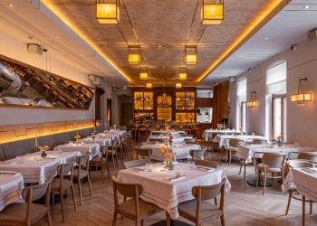 Ресторан и кофейня от Lucky Group в первом московском кинотеатре «Художественный»