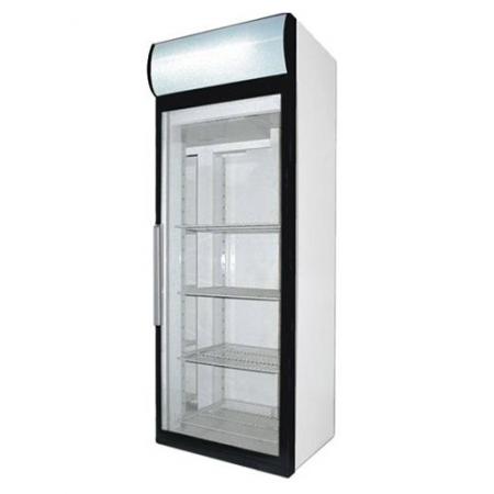 Шкаф холодильный 500 л. Polair DM105-S + мех. замок