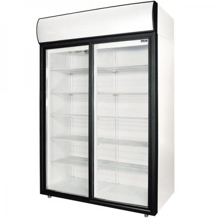 Шкаф холодильный 1000 л. Polair DM110Sd-S