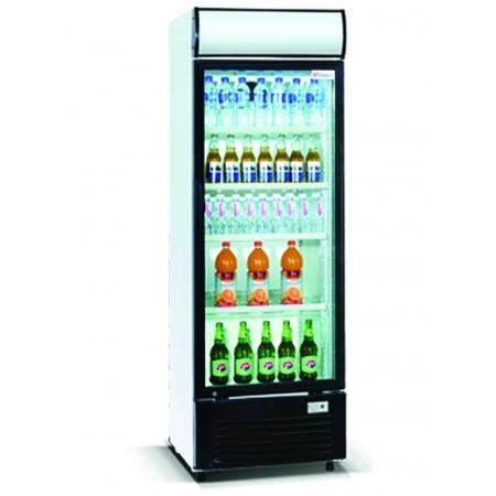 Шкаф холодильный 430 л. витринного типа GASTRORAG LG-430