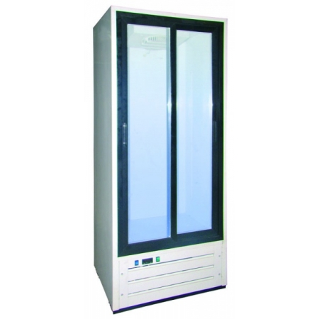 Шкаф холодильный 600 л. Марихолодмаш Эльтон 0,7 купе