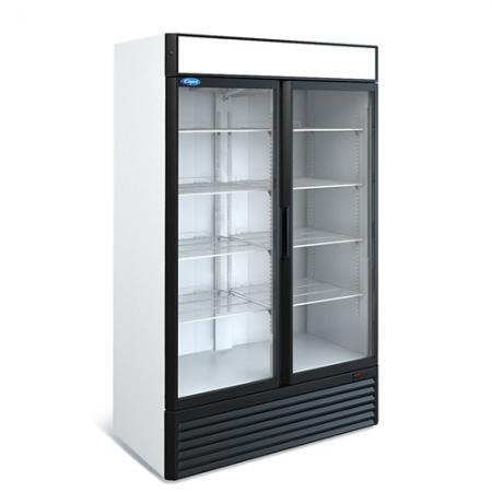 Шкаф холодильный 1120 л. Марихолодмаш Капри 1,12 СК купе (статика)