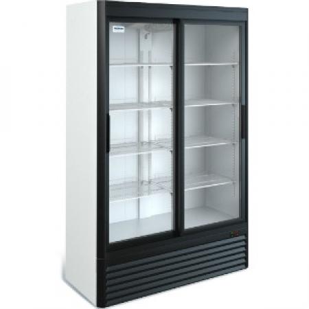 Шкаф холодильный 850 л. Марихолодмаш ШХ-0,80С купе