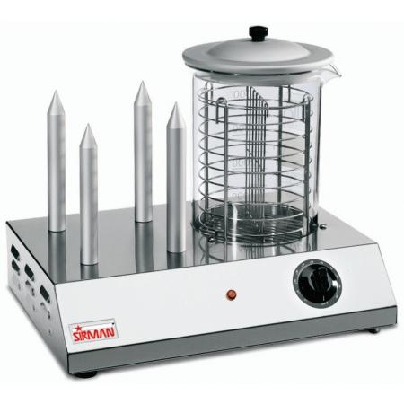 Аппарат для хот-догов SIRMAN 450х320х365 мм