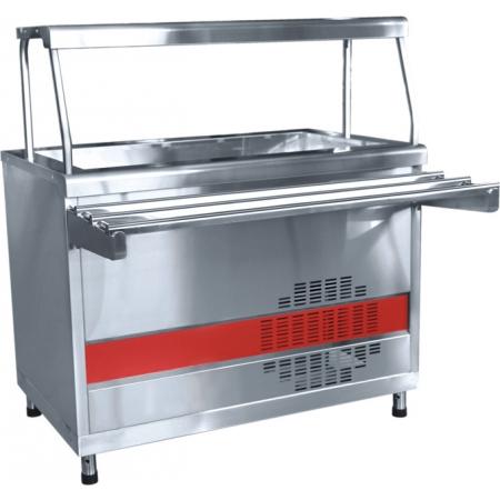 Прилавок холодильный Аста ПВВ-70КМ-02-НШ 1120х1030х1240 мм