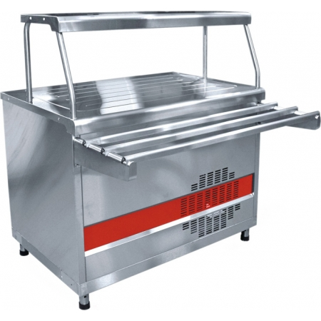 Прилавок холодильный Аста ПВВ-70КМ-НШ  1120х1030х1240 мм