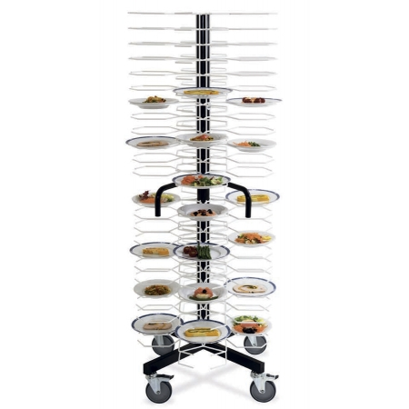 Держатель MetalCarrelli на 48 тарелок (240 мм и 310 мм) 3021