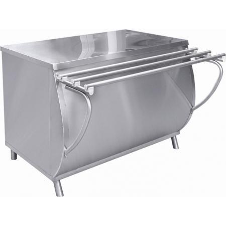 Прилавок горячих напитков Патша ПГН-70М 1120х1040х850 мм