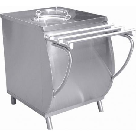 Прилавок для подогрева тарелок Патша ПТЭ-70М-80  630х1030х850 мм