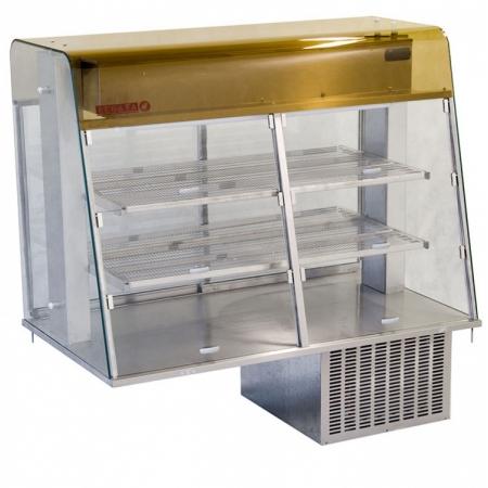 Холодильная витрина Регата 1200х700х1286 мм