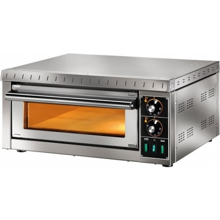Печь для пиццы GAM MD1 585х540х258 мм d = 340 мм 1 пицца