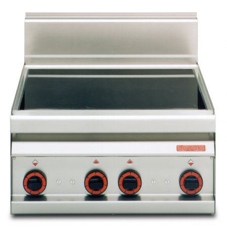 Плита электрическая 4-ре зоны нагрева LOTUS PCC-6EM без жар/шкафа 600х650х290 мм (серия 65) 220 В