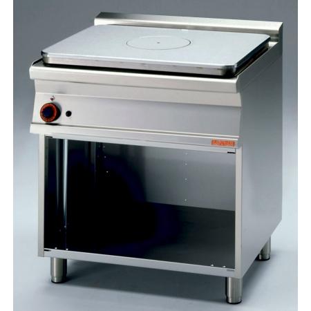 Плита электрическая сплошная поверхность нагрева LOTUS TP-98ET без жар/шкафа 800х900х900 мм (серия 90)/ита227