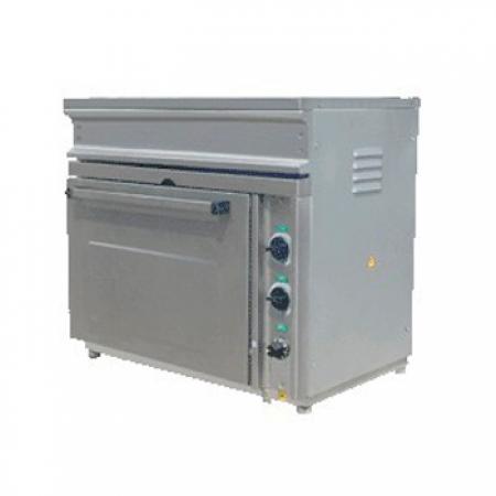 Плита электрическая 2-х конфорочная ПЭМ2-020 с жар/шкафом 810х560х850 мм Гомельторгмаш