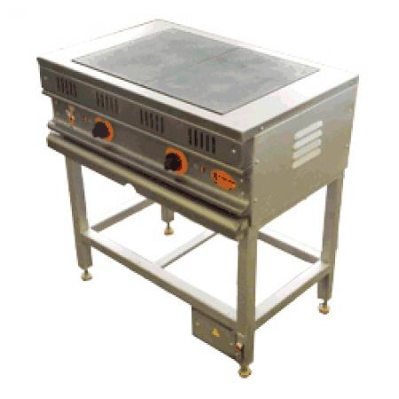 Плита электрическая 2-х конфорочная ПЭМ2-030 без жар/шкафом 810х820х850 мм Гомельторгмаш