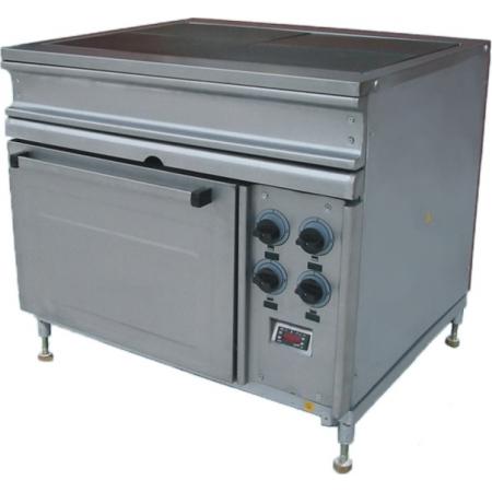 Плита электрическая 4-х конфорочная ПЭМ4-010 с жар/шкафом 930х860х850 мм Гомельторгмаш
