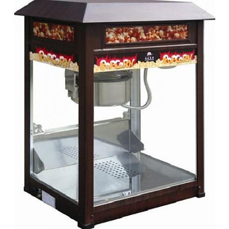 Аппарат для попкорна GASTRORAG VBG-802 560x420x740 мм черный