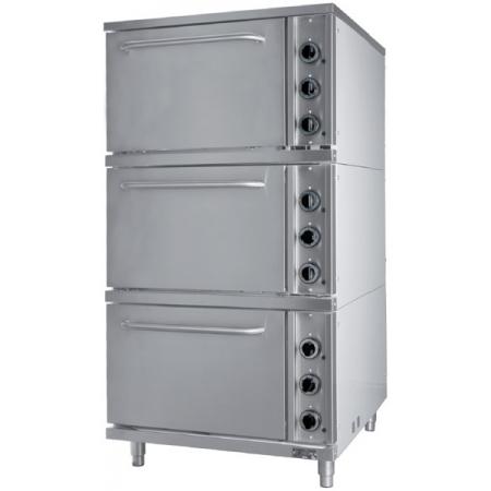 Шкаф жарочный RADA ШЭЖ-923 трехсекционый, 9 уровней GN 1/2, 970х850х1625 мм