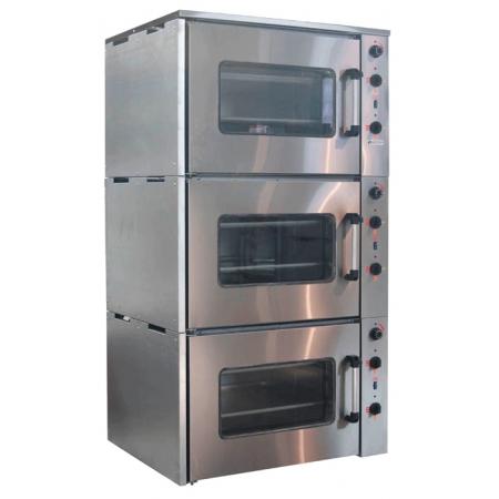 Шкаф жарочный ТТТ ШЖ-150 трехсекционный, 6 уровней GN 2/1, 950х830х1850 мм