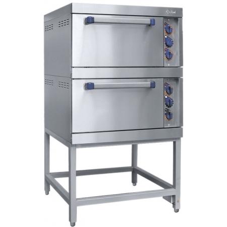 Шкаф жарочный Abat ШЖЭ-2К-2/1 6 уровней GN 1/1, 930х900х1510 мм