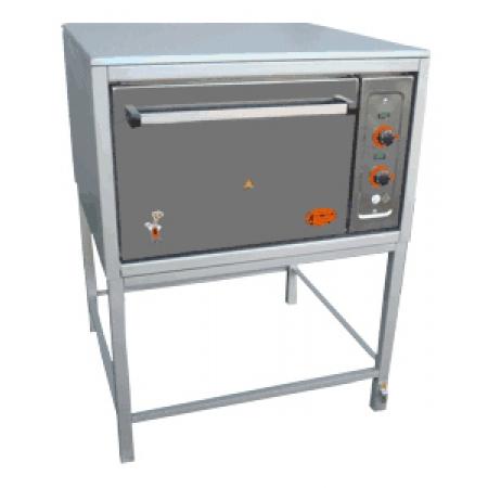 Шкаф жарочный ШЖЭ-01 односекционный, 2 уровня, 850х895х1125 мм