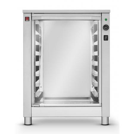 Шкаф расстойный 8 уровней TECNOEKA EKL 823 595х545х840 мм размер противней 429х345 мм