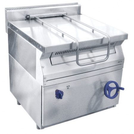 Сковорода электрическая 40л. Abat ЭСК-80-0,27-40 опрокид. 800х834х915 мм (серия 700)