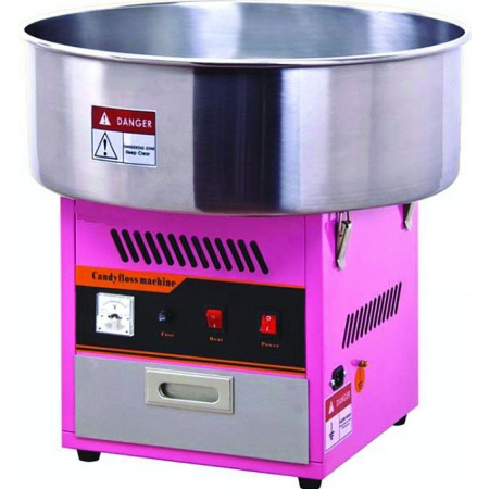 Аппарат для приготовления сахарной ваты GASTRORAG WY-MF01 520x520x500 мм